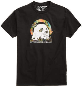 Lrg Men's Panda Friend Graphic-Print T-Shirt