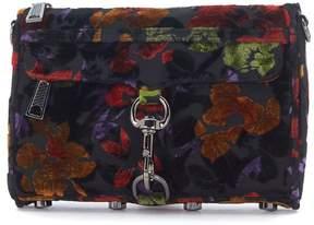 Rebecca Minkoff Mini M.a.c. Flower Fabric Shoulder Bag - MULTICOLOR - STYLE