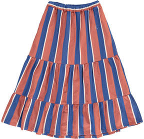 Bobo Choses Striped Maxi Skirt