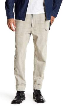 Diesel Carrot Chino Distressed Trousers