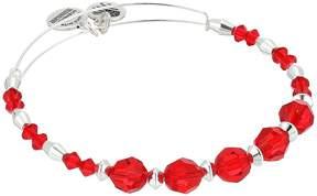 Alex and Ani Poppy Bangle Bracelet