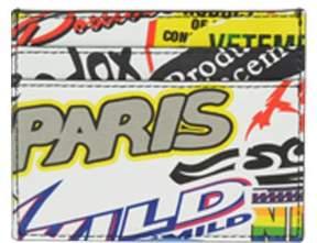 Vetements Sticker Cards Holder