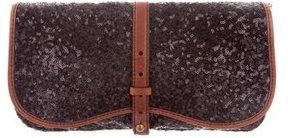 Kate Spade Westward The Ingenue Clutch - BLACK - STYLE