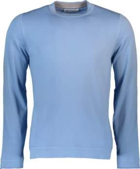 Brunello Cucinelli Contrast Stitch Sweater