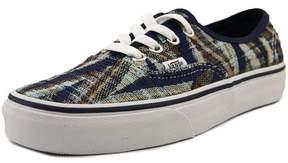 Vans Authentic Women US 6.5 Multi Color Skate Shoe UK 4 EU 36.5