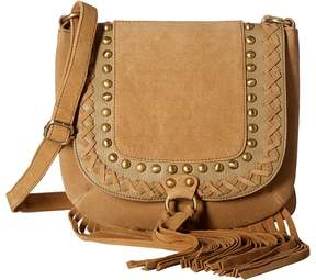 Scully Caterina Fringe Handbag Handbags