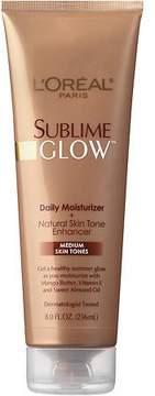 L'Oreal Paris Sublime Daily Moisturizer + Natural Skin Tone Enhancer Medium Skin Tones