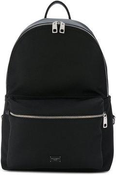 Dolce & Gabbana canvas Vulcano backpack