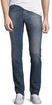 AG Adriano Goldschmied Dylan Slim-Fit Jeans in 12 Years Ramp