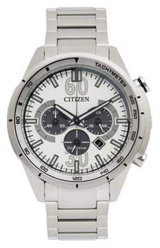 Citizen Eco-Drive CA4120-50A White Dial Watch