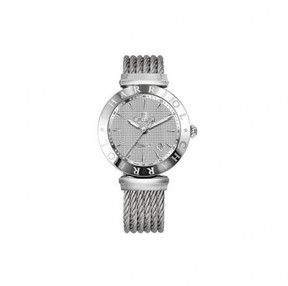 Charriol Alexandre C Automatic Silver Dial Ladies Watch