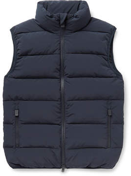 Aspesi Agile Quilted Shell Down Gilet
