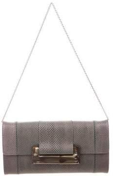 Judith Leiber Iridescent Karung Bag