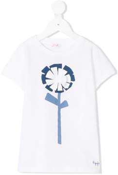 Il Gufo dandelion print T-shirt