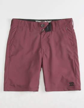 Billabong All Day X Fire Boys Hybrid Shorts