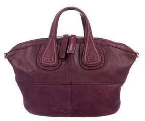 Givenchy Leather Nightingale Satchel