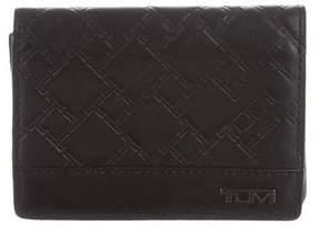 Tumi Leather Card Holder