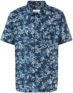 Closed floral print shirt