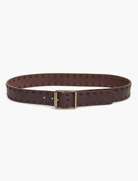 Lucky Brand Suede Lace Belt