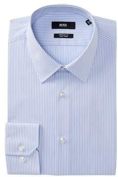 HUGO BOSS Enzo Regular Fit Easy Iron Dress Shirt