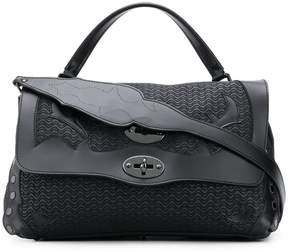 Zanellato Postina S bag in Lakota leather