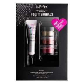 NYX #GlitterGoals Set - Shade 02