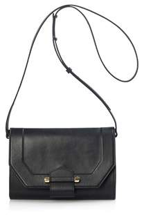 Joanna Maxham Enigma Mini Clutch/crossbody Black.