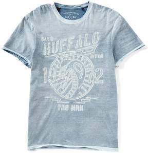Buffalo David Bitton Turing Short-Sleeve Crew T-Shirt