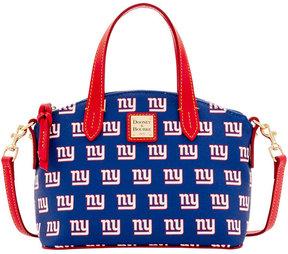 Dooney & Bourke New York Giants Ruby Mini Satchel Crossbody - BLUE - STYLE