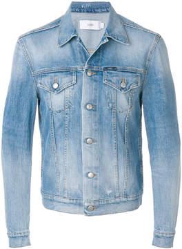 Closed stonewashed denim jacket