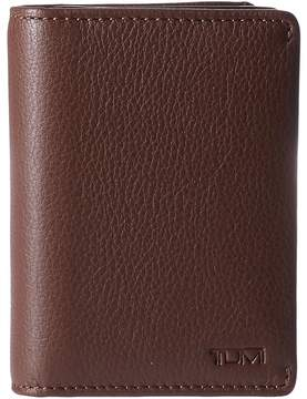 Tumi Nassau Gusseted Card Case Credit card Wallet