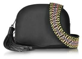 Rebecca Minkoff Women's Black Leather Shoulder Bag. - BLACK - STYLE
