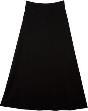 JCPenney BY AND BY GIRL by&by Girl Black Maxi Skirt - Girls 7-16