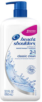Head & Shoulders Classic Clean 2-In-1 Anti-Dandruff Shampoo & Conditioner