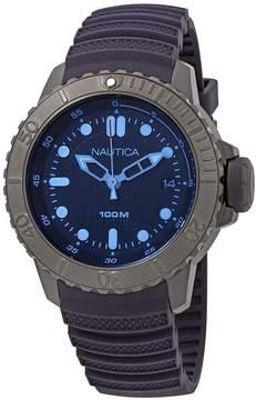 Nautica NMX Dive Dark Blue Dial Men's Watch