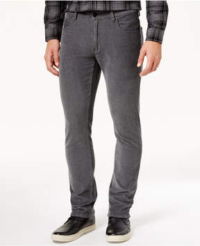 Ezekiel Men's Steel Gray Corduroy Pants