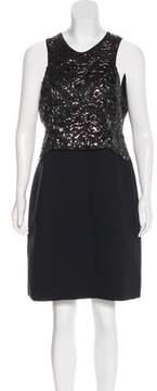 Issa Silk-Blend Dress