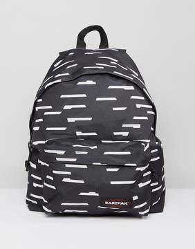 Eastpak Padded Pak'R Backpack with Dash Alert Print 24L