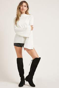 Forever 21 Sbicca Over-the-Knee Boots