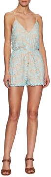 6 Shore Road Women's Weekender Lace Romper