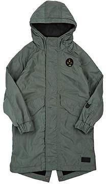 Munster Drainer Hooded Jacket