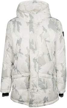 Rossignol Camouflage Print Hooded Parka