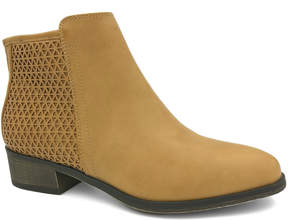 Bamboo Natural Saber Bootie - Women