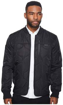 Members Only Oval Quilted Bomber Jacket Men's Coat