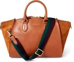 Ralph Lauren Luxe Calf Traveller Bag