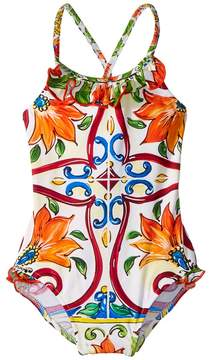 Dolce & Gabbana Swimsuit One-Piece Girl's Swimsuits One Piece