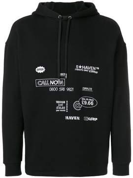 Blood Brother Code hoodie