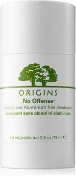 No Offense Alcohol and Aluminum Free deodorant