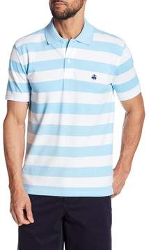 Brooks Brothers Striped Slim Fit Polo Shirt