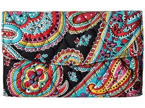 Vera Bradley Strap Wallet Wallet Handbags